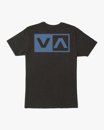 1 Stacked T-Shirt Black V402SRST RVCA