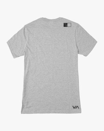 1 VA RVCA Sport T-Shirt Grey V402SRVA RVCA
