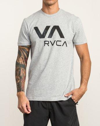 2 VA RVCA Sport T-Shirt Grey V402SRVA RVCA