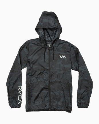 0 Hexstop IV Jacket Camo V701TRHP RVCA