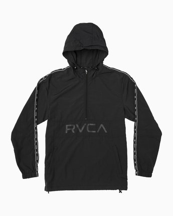 0 Adapter Anarok Jacket Black V704TRAA RVCA