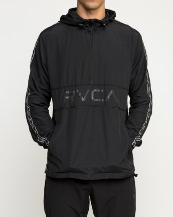 1 Adapter Anarok Jacket Black V704TRAA RVCA