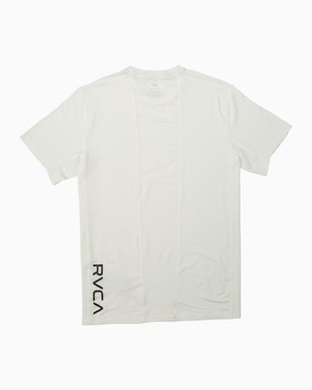 1 VA Vent Short Sleeve Top White V904QRVS RVCA