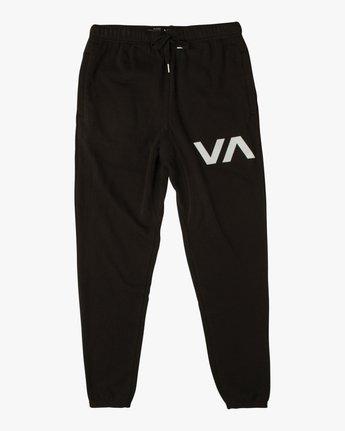 6 The Swift Sweat Pant Black VJ301SWT RVCA