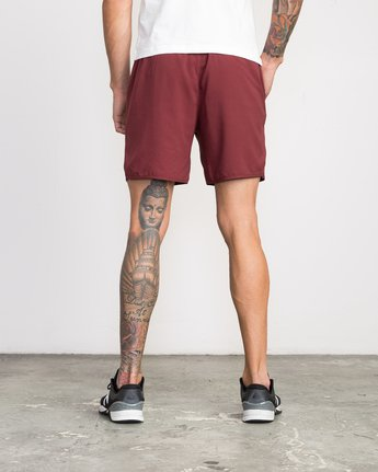 4 Yogger III Short Brown VL204YGR RVCA