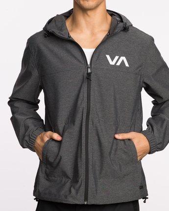 5 Steep Sport Jacket Black VL702STP RVCA