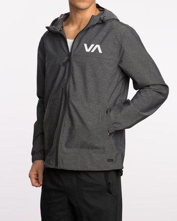 3 Steep Sport Jacket Black VL702STP RVCA