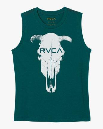 5 Vaca Tank Top Multicolor W408SRVA RVCA