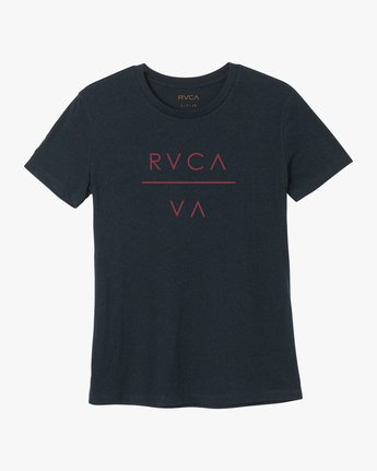 4 Last End T-Shirt Grey W431SRLA RVCA