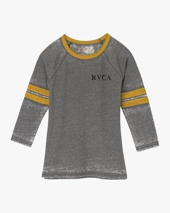 4 Cactus Road Tri-Blend T-Shirt Grey W457QRCA RVCA