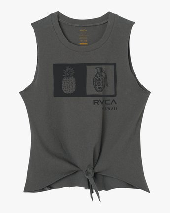 5 PINEAPPLE GRENADE BO  W494QRPS RVCA