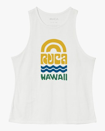 RIVEY HAWAII TANK  W498SRRS