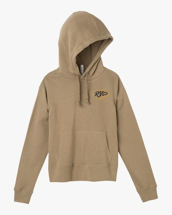 3 Looped Hoodie  W614QRLO RVCA