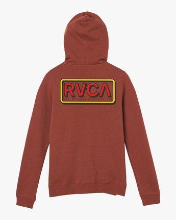 7 Octane Zip Up Hoodie  W616QROC RVCA
