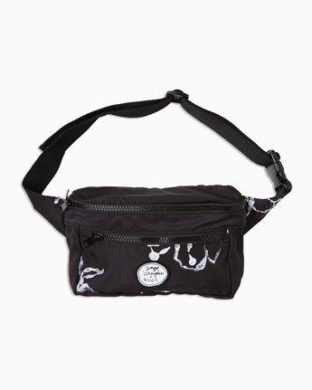 1 Sage Vaughn Symbolize Bum Bag Black WABGTRSY RVCA