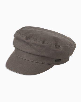 1 Baker Boy Hat Grey WAHWSRBA RVCA