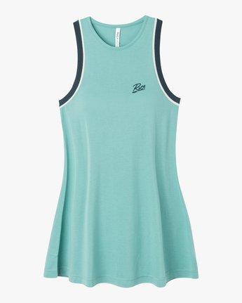 4 Offense Knit Dress Blue WD03NROF RVCA