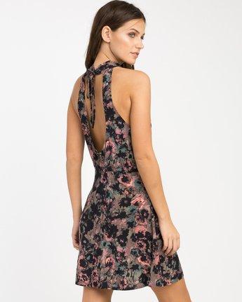 2 Kingsman Floral Dress  WD11NRKI RVCA