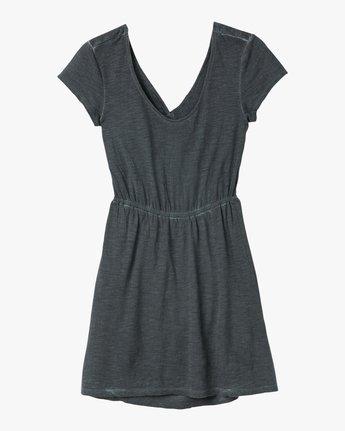 3 Shifter Knit Dress Black WD12NRSH RVCA