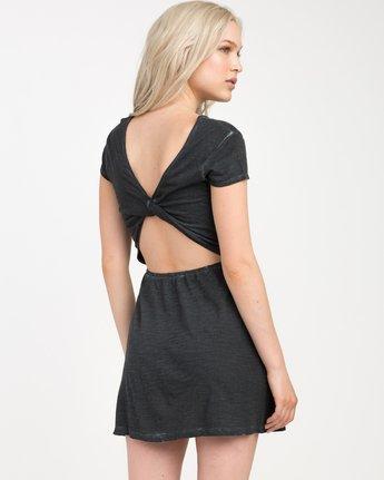 0 Shifter Knit Dress Black WD12NRSH RVCA