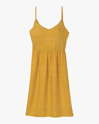 5 Nolan Printed Dress Multicolor WD14QRNO RVCA