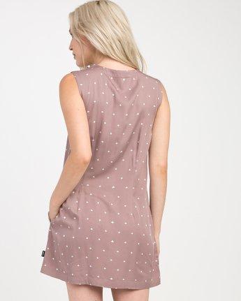 2 Fairness Printed Dress  WD19NRFA RVCA