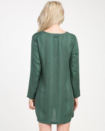 2 Foxy Lady Striped Shirt Dress  WD20NRFO RVCA