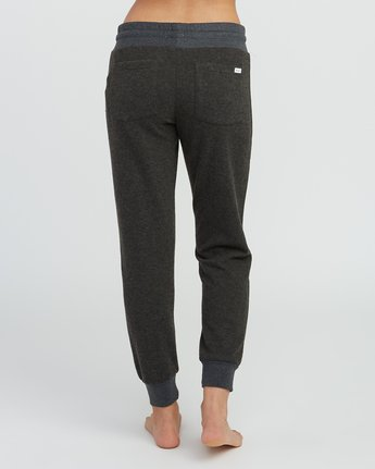 2 Kick It Fleece Pant Grey WL02SRKI RVCA