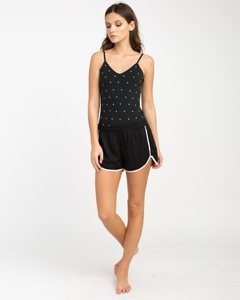 3 Repeat Bodysuit Black WL08NRRE RVCA