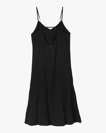 5 Chasing Shadows Midi Dress Black WLD13CHA RVCA