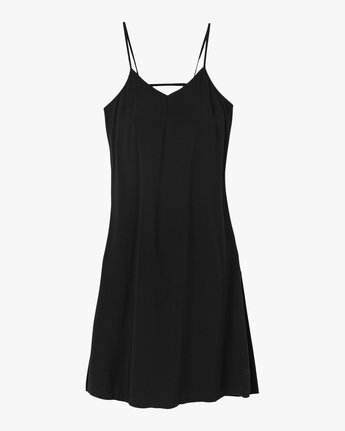 4 Chasing Shadows Midi Dress Black WLD13CHA RVCA