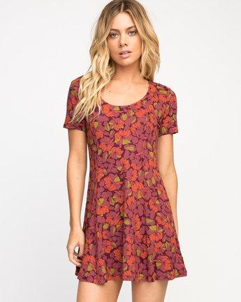 0 Last Chance Knit Dress  WMD02LAS RVCA