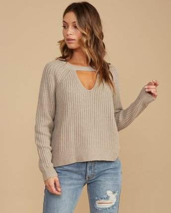 CASE SWEATER  WV02QRCA