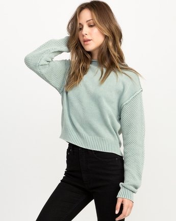 EXPOSED SWEATER  WV05QREX