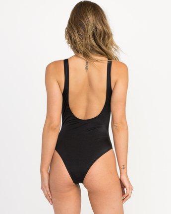 1 Blackout One Piece Swimsuit Black X102QRBO RVCA