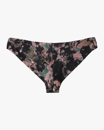 5 Camo Floral Cheeky Bikini Bottoms  XB13NRCC RVCA