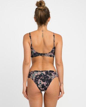 0 Camo Floral Medium Bikini Bottoms  XB14NRCM RVCA