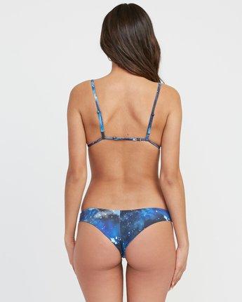 2 Michelle Blade Celestial Triangle Bikini Top Multicolor XT13SRCT RVCA