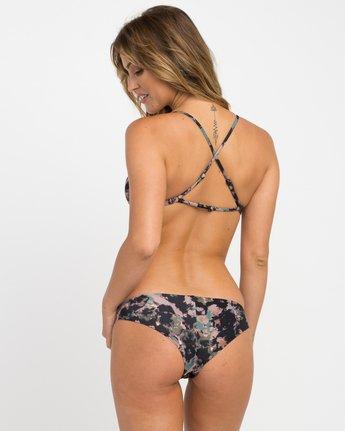 2 Camo Floral Crossback Bikini Top  XT15NRCC RVCA