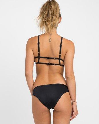 2 Solid Bikini Crop Top  XT19NRSC RVCA