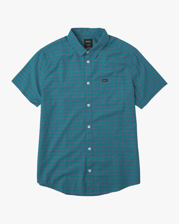 0 Delivery Short Sleeve Shirt  M560NRDS RVCA