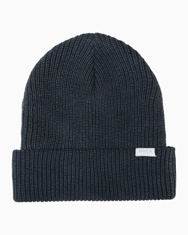 0 Neutral Knit Beanie Blue MABNQRNB RVCA