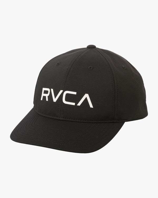 0 VA TECH HAT Black VAHWTRTH RVCA